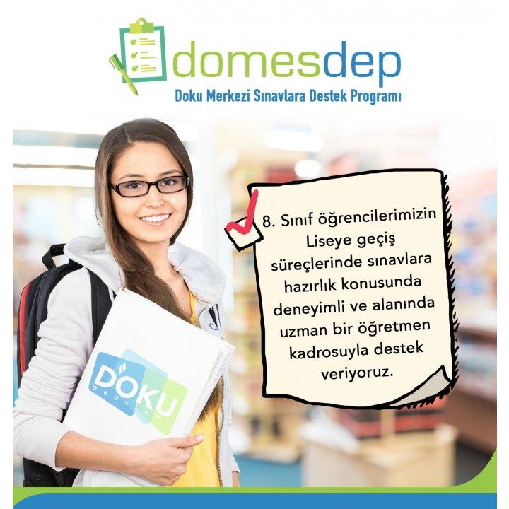 8. Sınıflar Hazırlık Programı