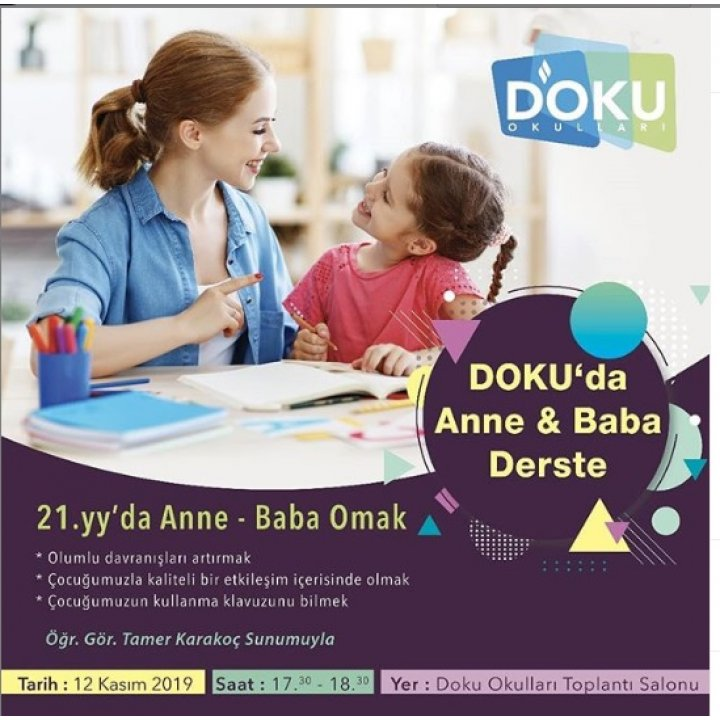 DOKU'da Anne-Baba Derste