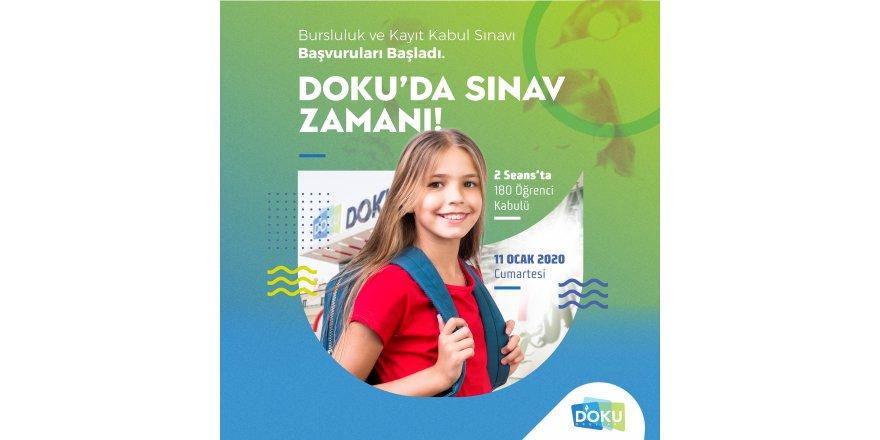 2020-2021 Bursluluk Sınavı Gerçekleştirilmiştir.