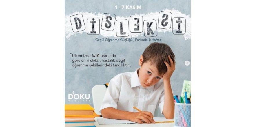 1 - 7 Kasım Disleksi Farkındalık Haftası kapsamında Öğr. Gör. Dr. Tamer KARAKOÇ eşliğinde öğretmenlerimiz ile Özgül Öğrenme Güçlüğü ve Disleksi hakkında bilgilendirme toplantısı gerçekleştirilmiştir.