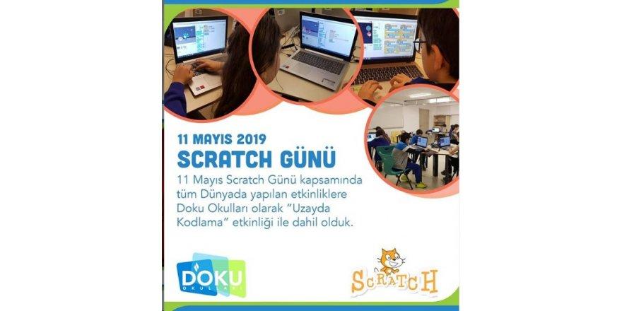 Scratch Günü Etkinliği Gerçekleştirildi