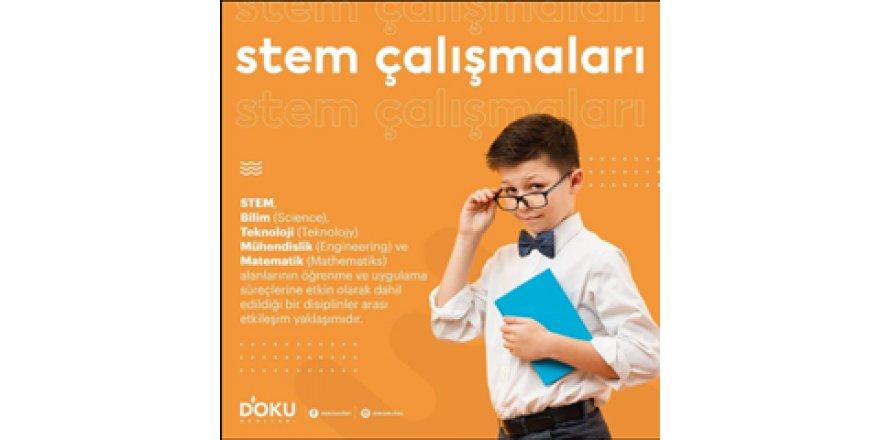 Doku Okulları'nda STEM Çalışmaları Sürecin Bir Parçasıdır