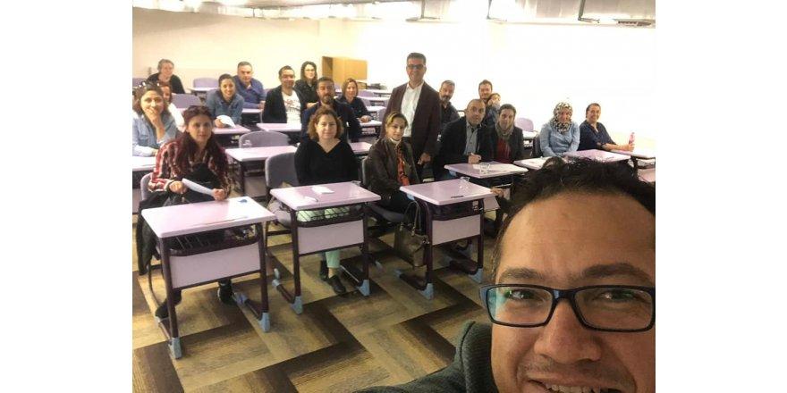 Doku'da Anne-Baba Derste Etkinliğimiz Türkiye Eğitim'de Haber Olmuştur.